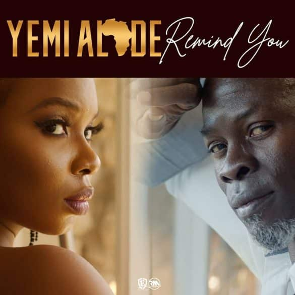 yemi alade - remind you video