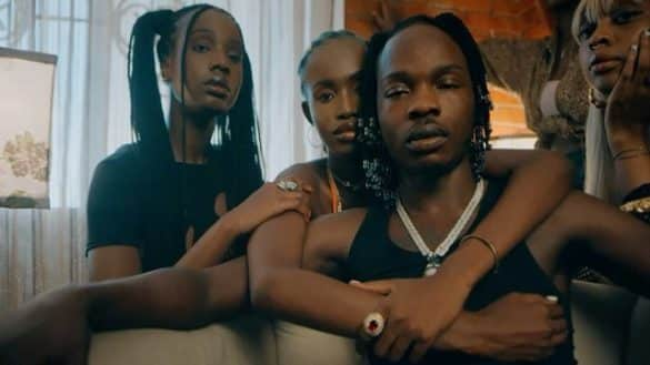 naira marley aye video