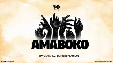 Rayvanny ft. Diamond Platnumz – Amaboko Mp3