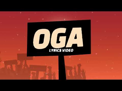 Rudeboy – Oga (Lyric Video)