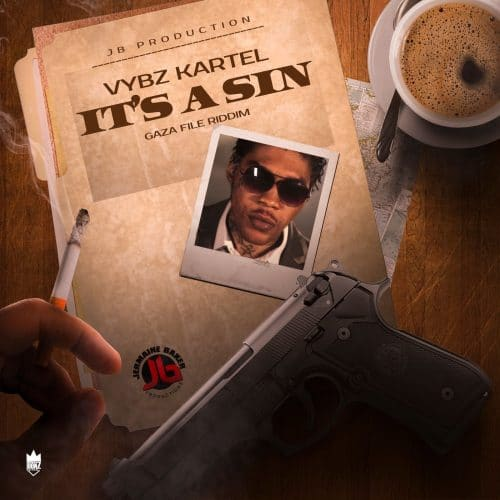 Vybz Kartel – It's A Sin (Gaza File Riddim) mp3