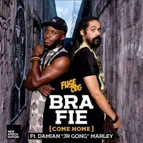 "Fuse Odg ft. Damian ""Jr Gong"" Marley - Bra Fie (Come Home) Mp3"