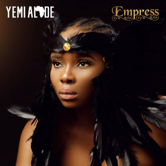 Yemi Alade - Empress Album Artwork