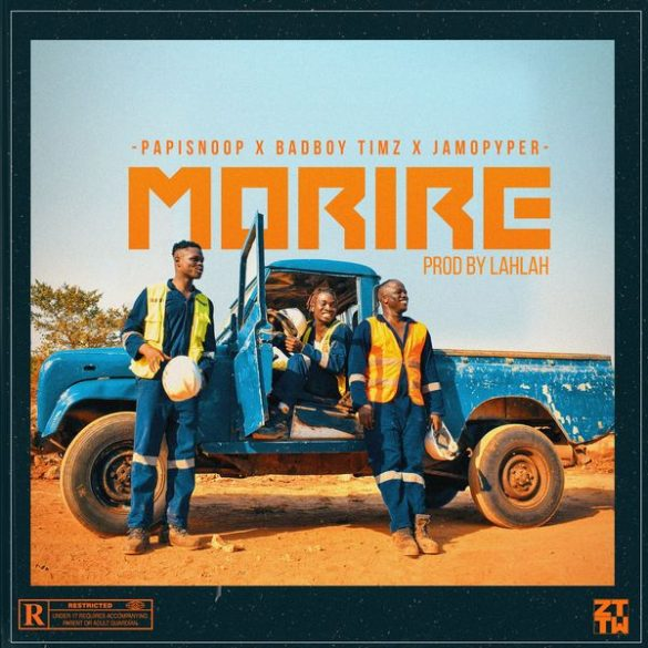 Papisnoop – Morire ft. Bad Boy Timz, Jamopyper