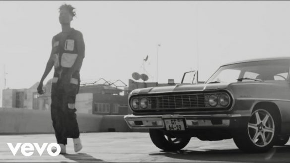 Kwesi Arthur – Walk (Video)