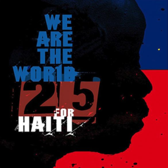 SupergroupArtists - We Are the World 25 For Haiti