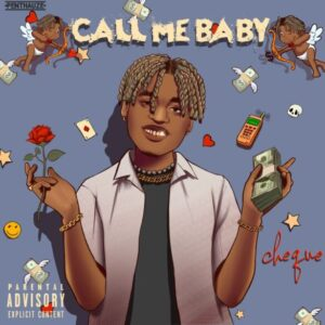 Superboy Cheque - Call Me Baby
